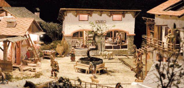 La Guida - San Paolo, presepe che si ispira a Cuneo e alle valli
