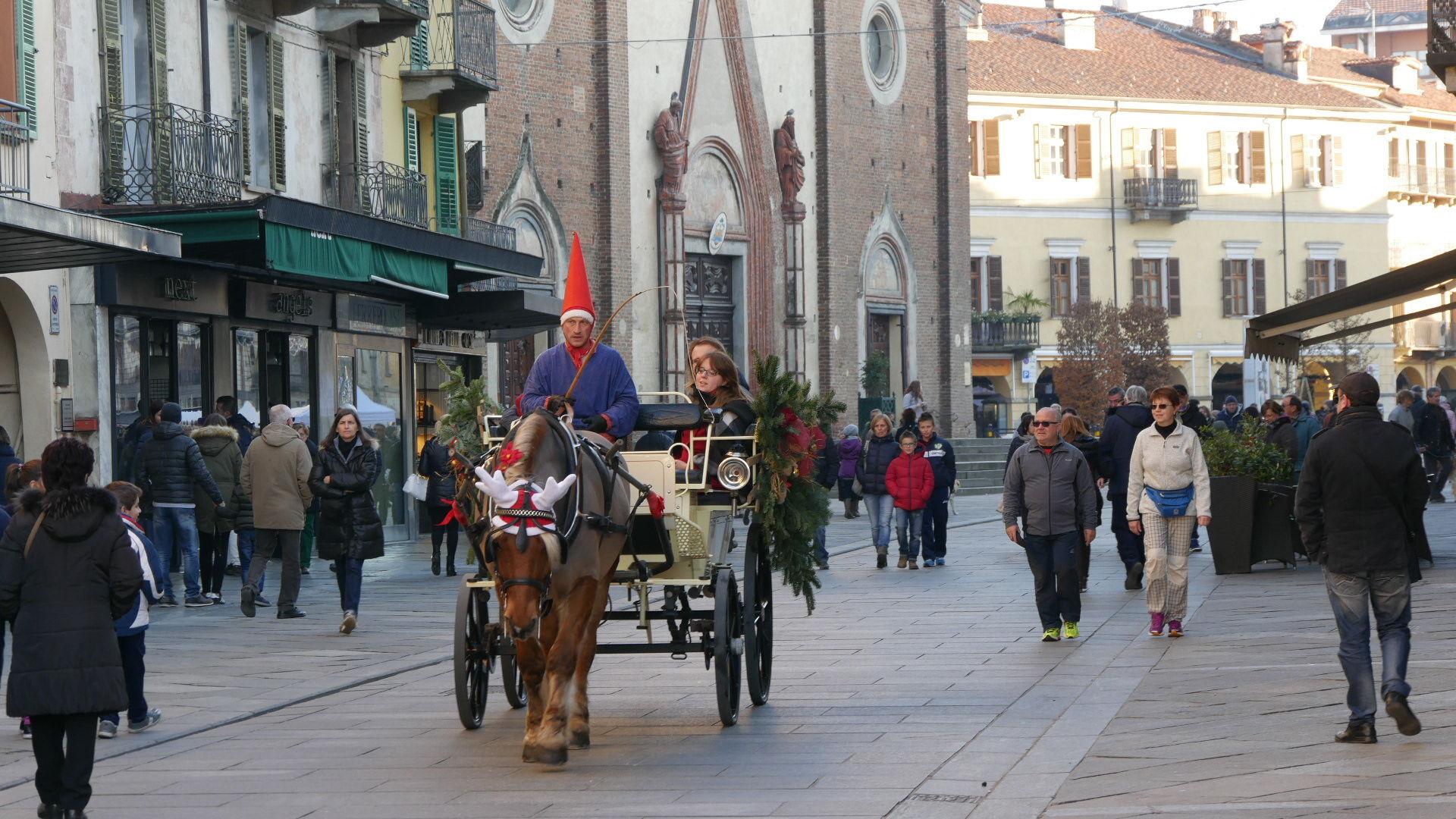 La Guida - A Saluzzo dall'8 al 24 il Villaggio del Natale