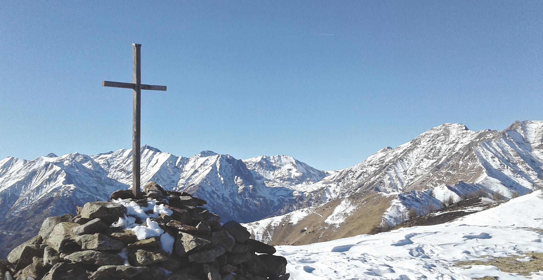 La Guida - Punta Muret, Monte Dubasso, anello di Capo San Donato, Sacro Monte di Belmonte, escursione in valle Roya