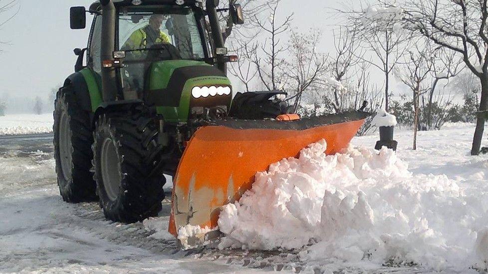 La Guida - Cuneo, divieto di sosta per sgombero neve