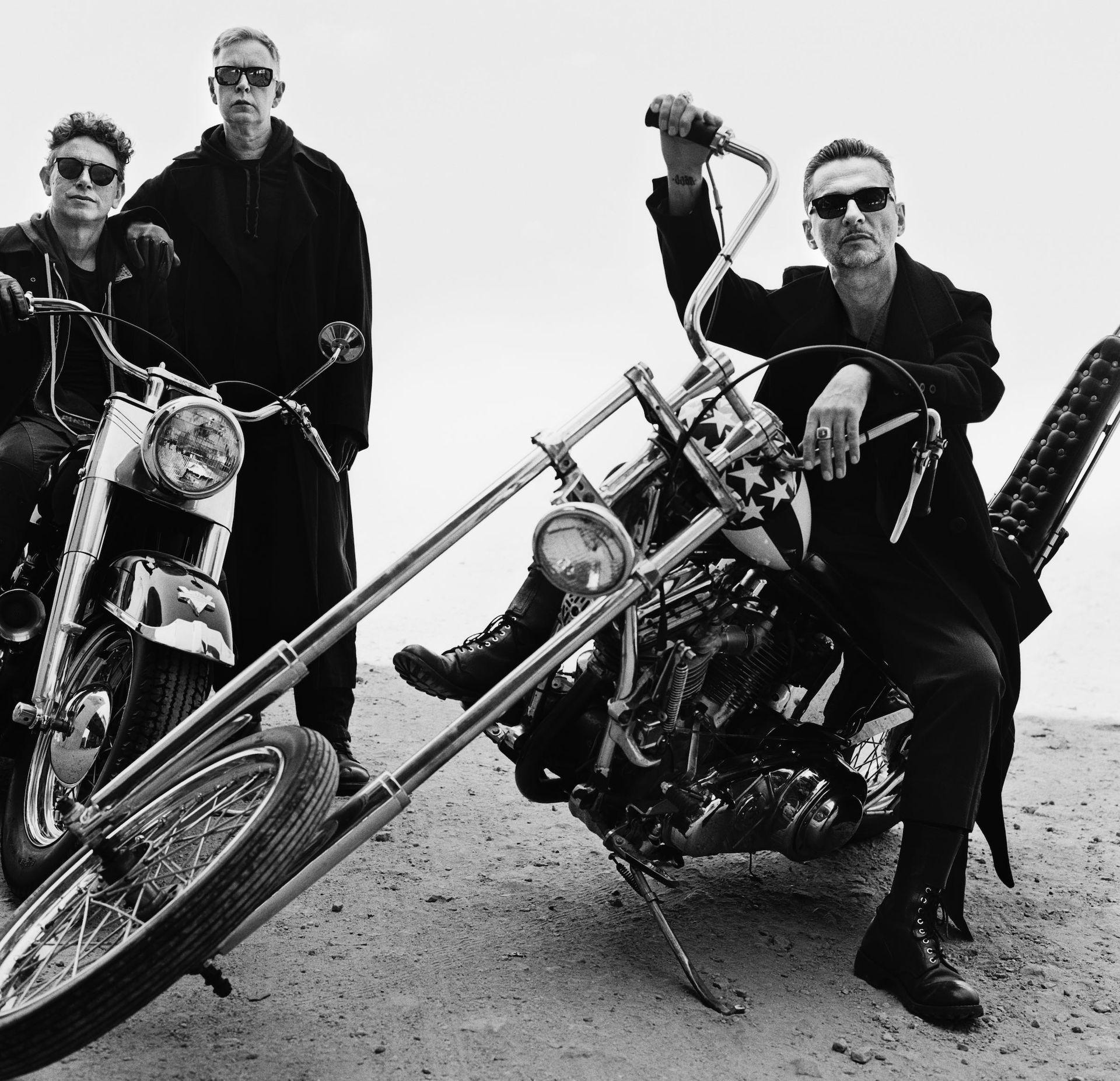 La Guida - I Depeche Mode a Collisioni 2018