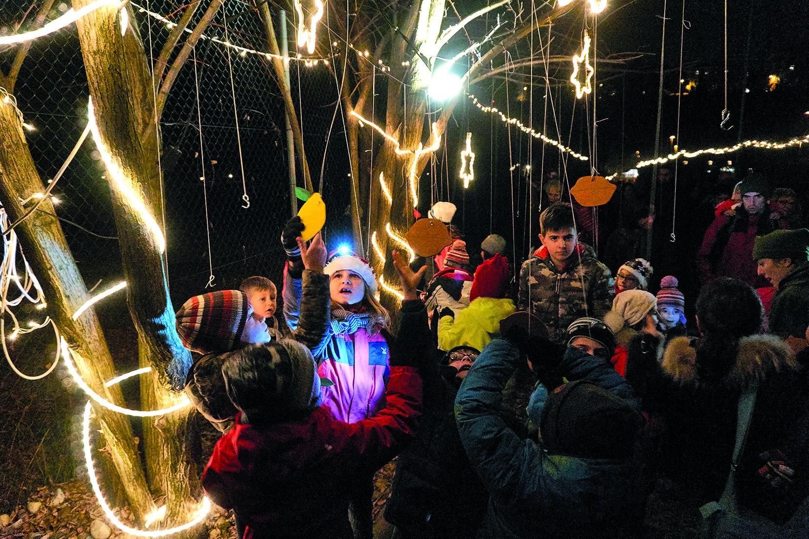 """La Guida - Alla Casa del fiume torna la magia del """"Natale al Parco"""""""