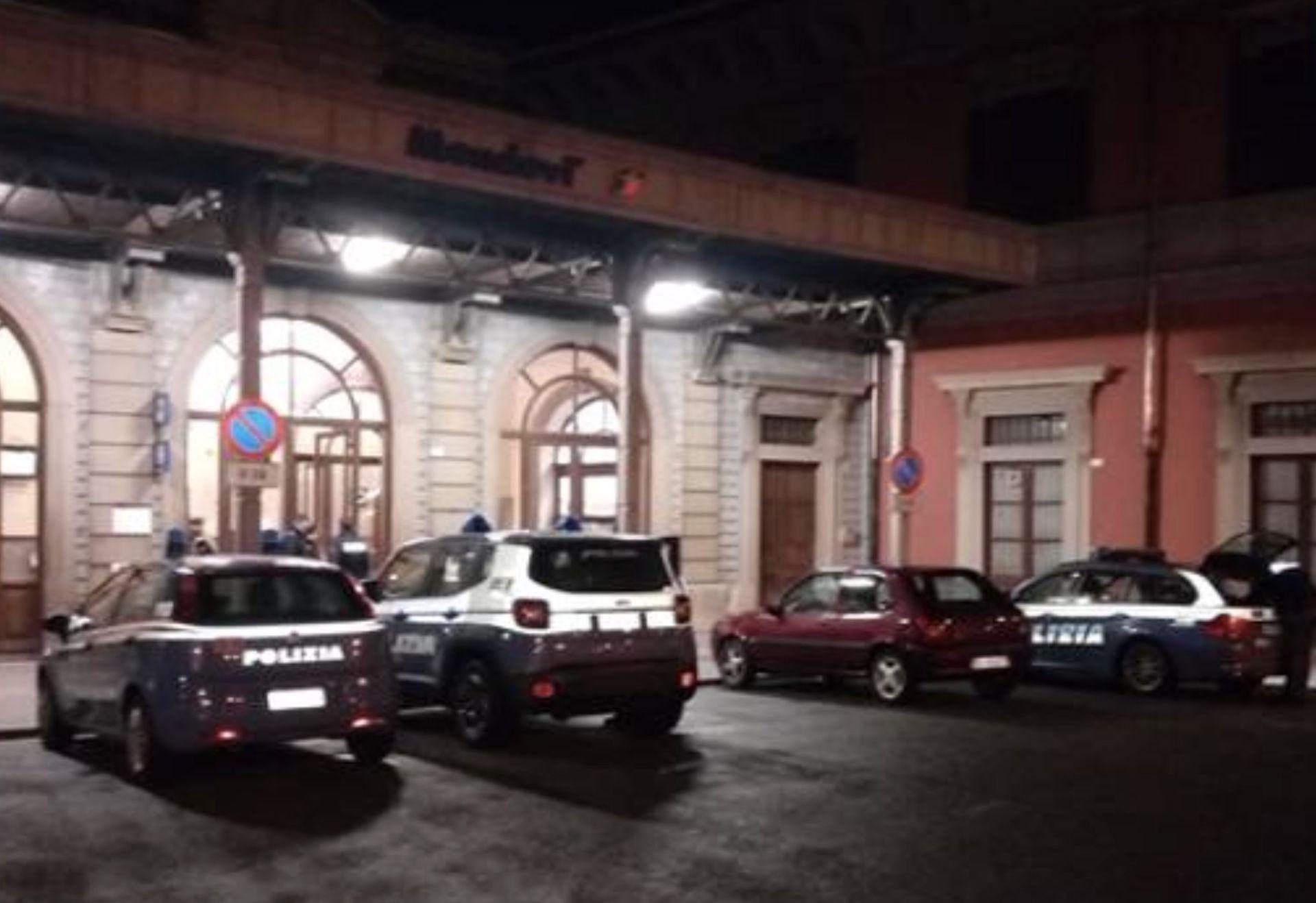 La Guida - Treni e stazioni ferroviarie, controlli della Polizia durante le feste
