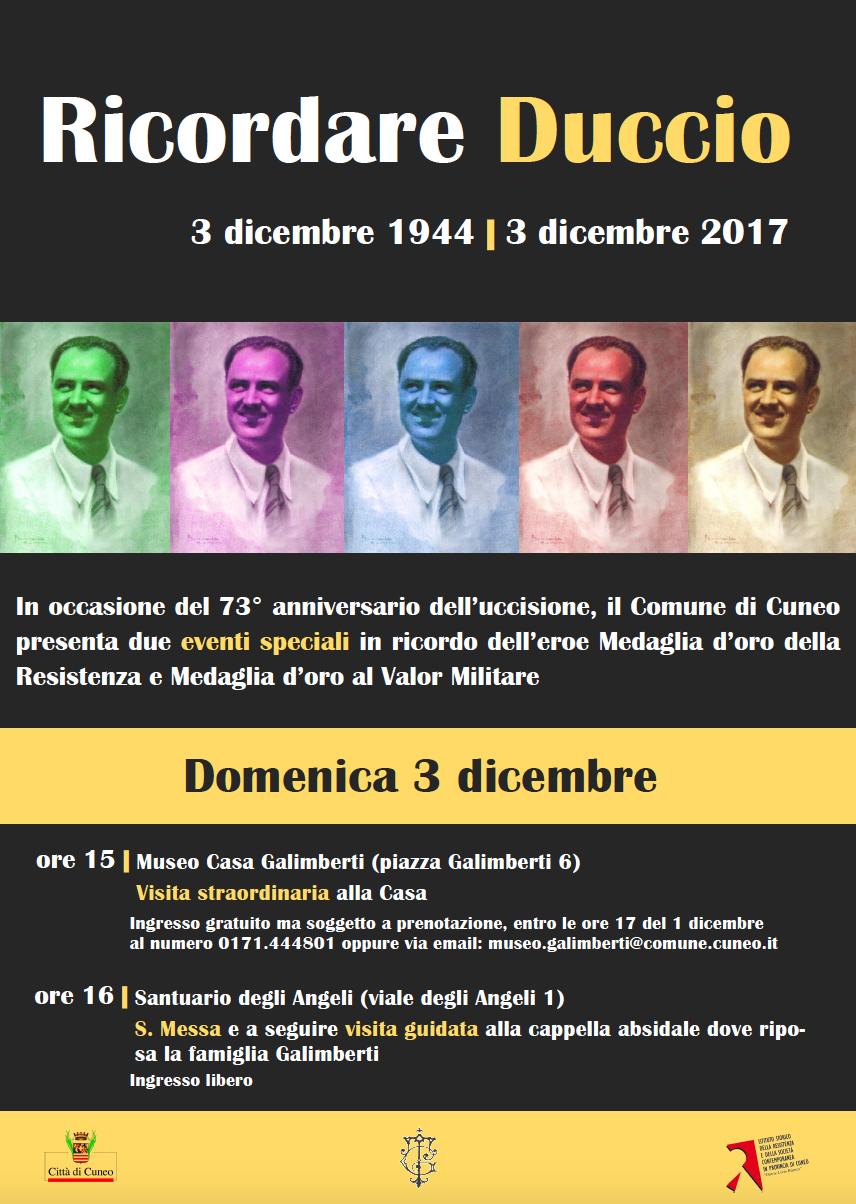 La Guida - Cuneo ricorda Duccio Galimberti