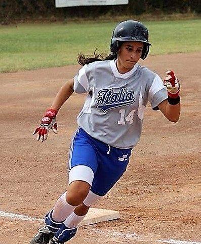 La Guida - Camilla Pellegrino nella nazionale di softball