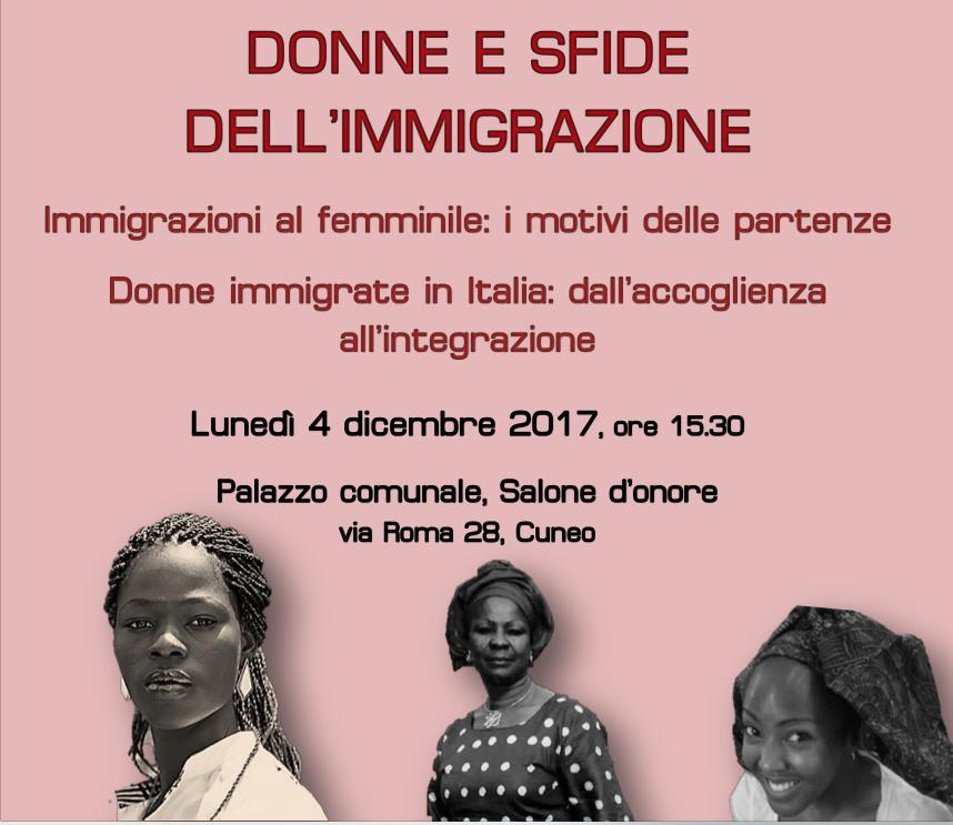 """La Guida - """"Donne e sfide dell'immigrazione"""""""