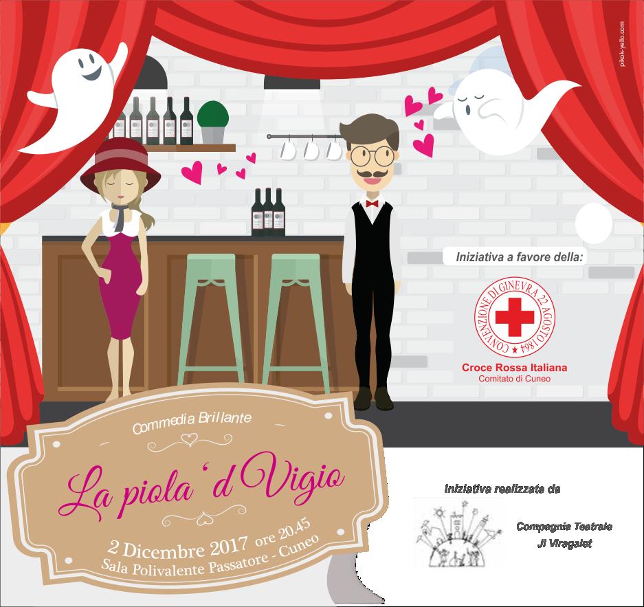 La Guida - A Passatore una serata da ridere, per aiutare la Croce Rossa