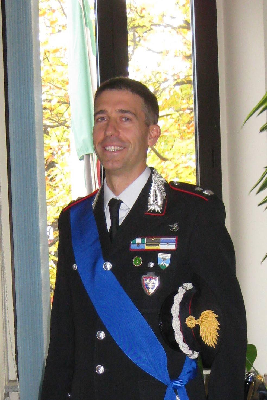 La Guida - Cambio della guardia per il Gruppo Carabinieri Forestali di Cuneo