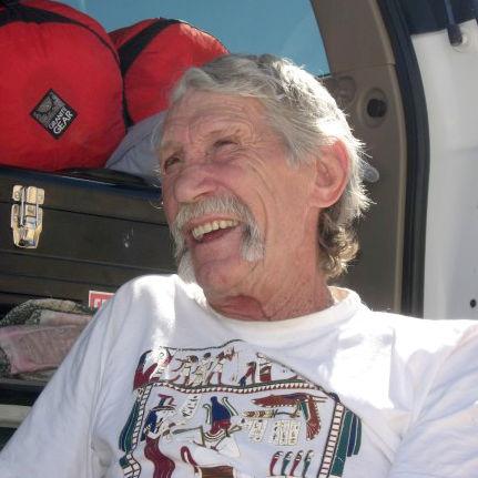 La Guida - A Valloriate lo scalatore statunitense Jim Bridwell