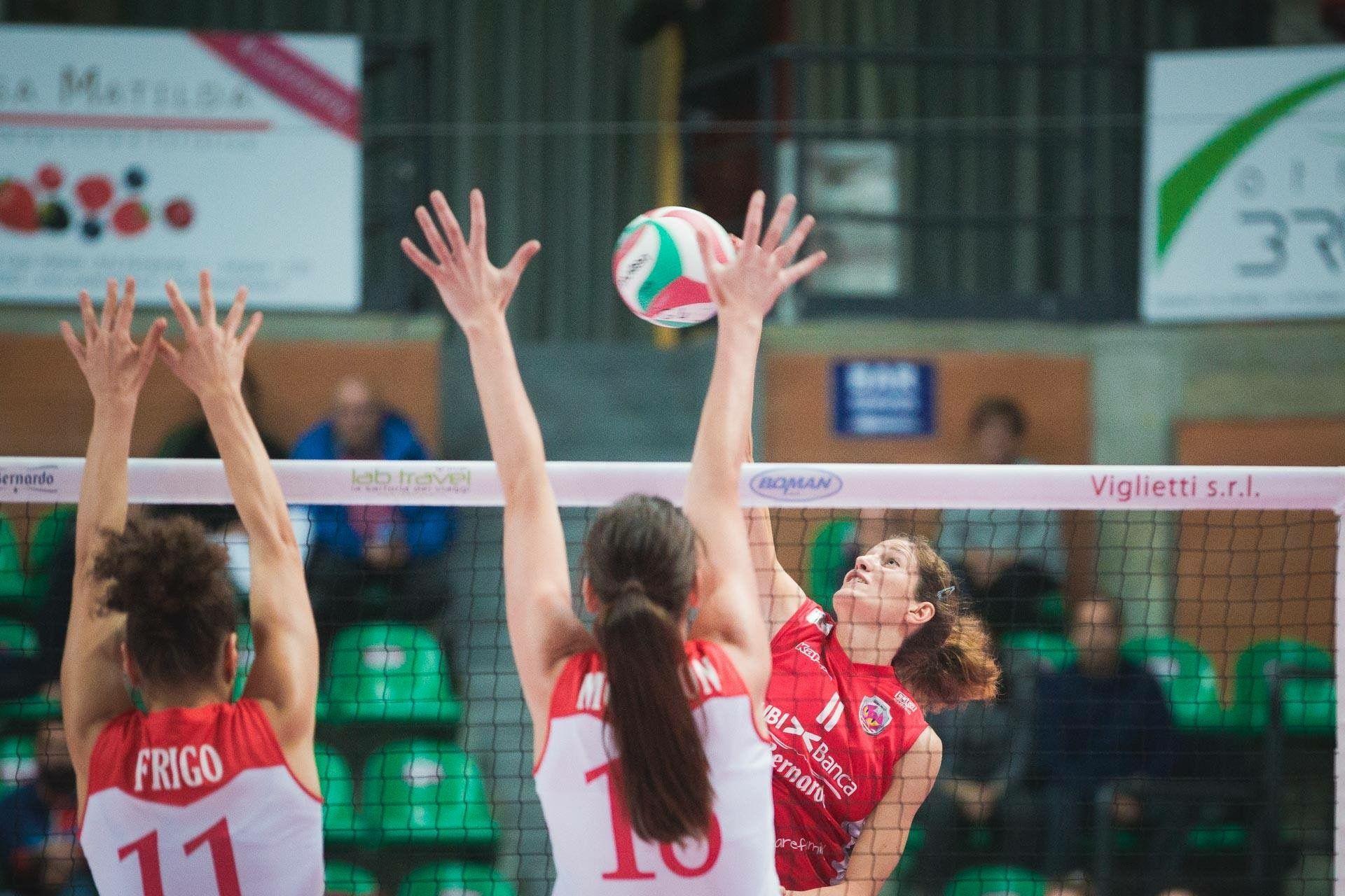 La Guida - Le ragazze di Cuneo tornano in campo a Milano