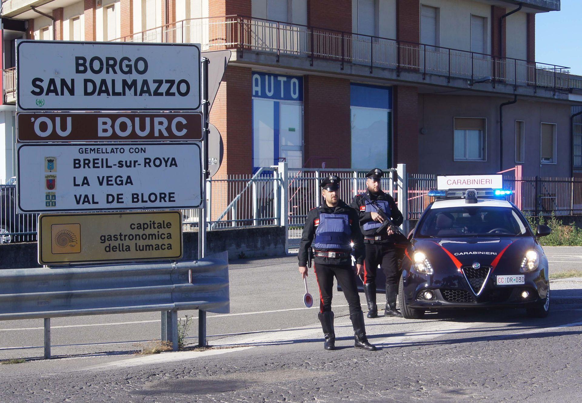 La Guida - Borgo San Dalmazzo, denunce per alcool e droga