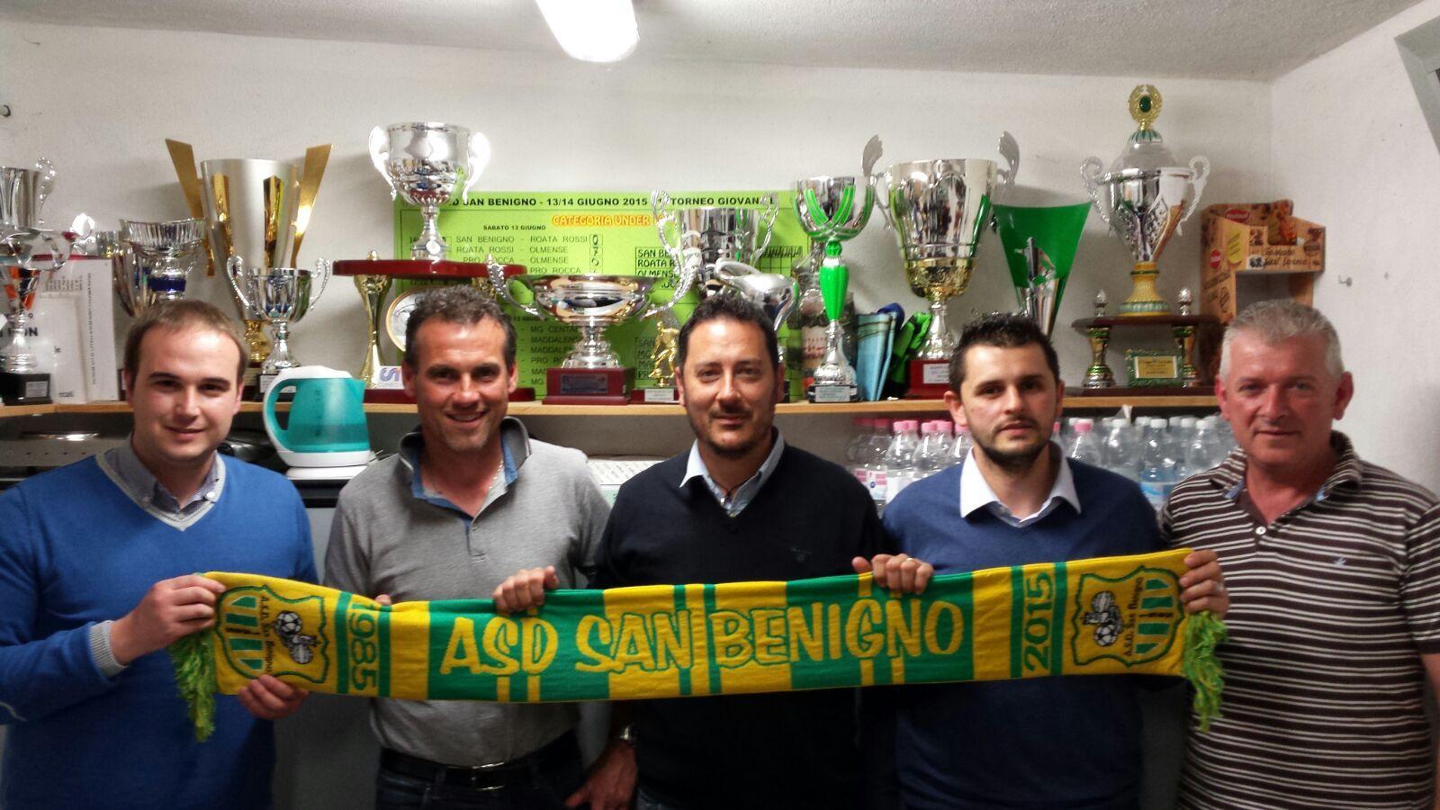 La Guida - San Benigno: si è dimesso Diego Penazzo