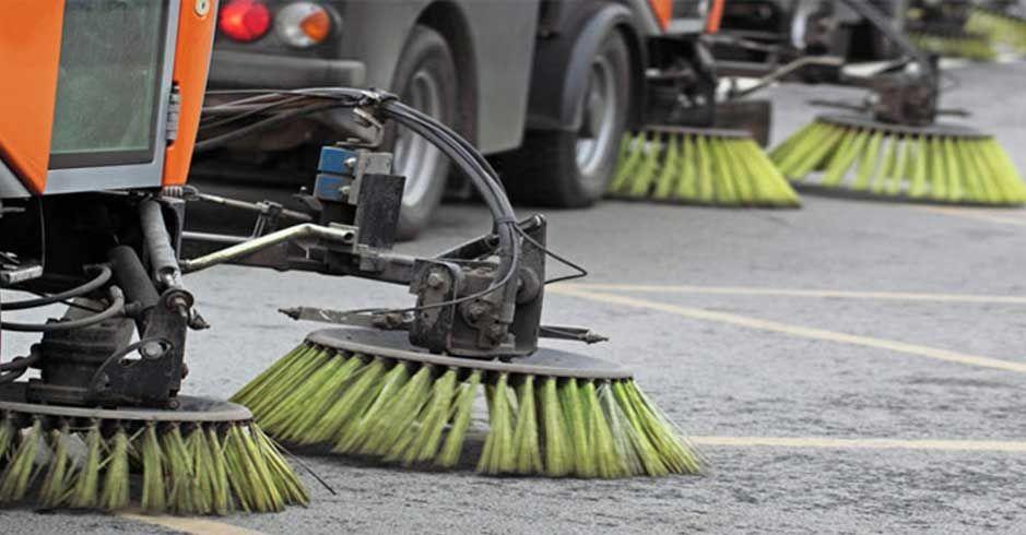 La Guida - Sospensione del servizio di pulizia strade