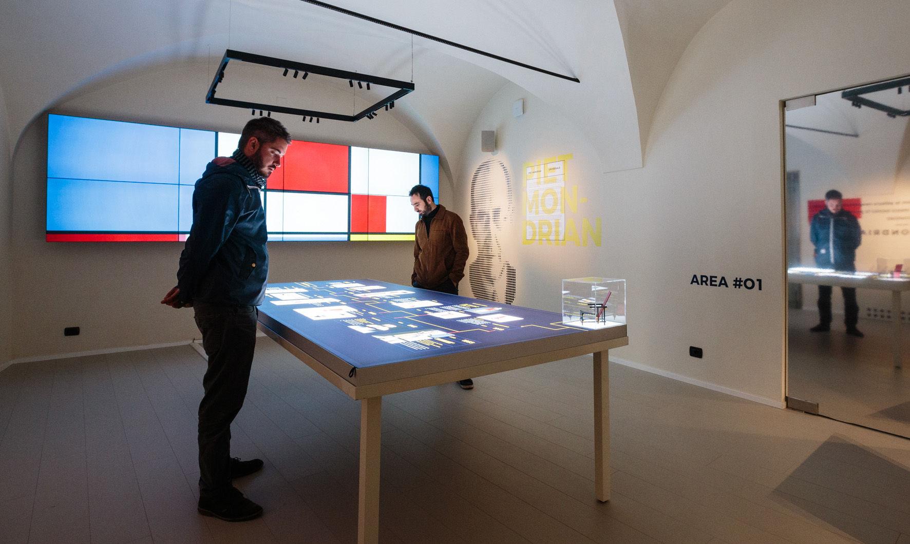 La Guida - Mondrian, la mostra apre al pubblico anche il venerdì sera