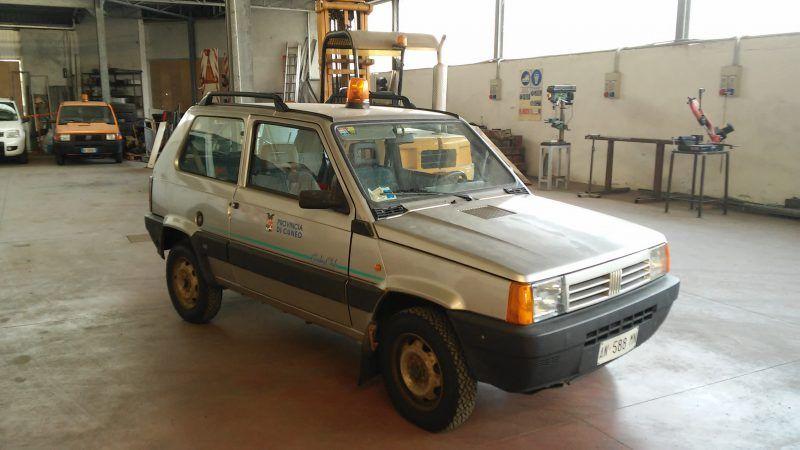 La Guida - La Provincia vende 20 autoveicoli usati