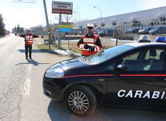 La Guida - 81enne braidese buca gomme e riga auto, denunciato