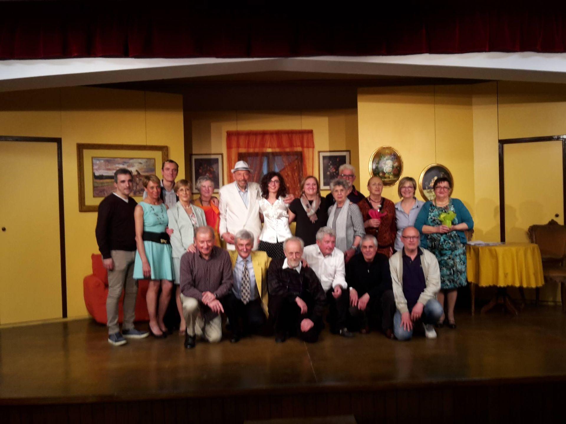 La Guida - Inizia la stagione di teatro piemontese al Toselli