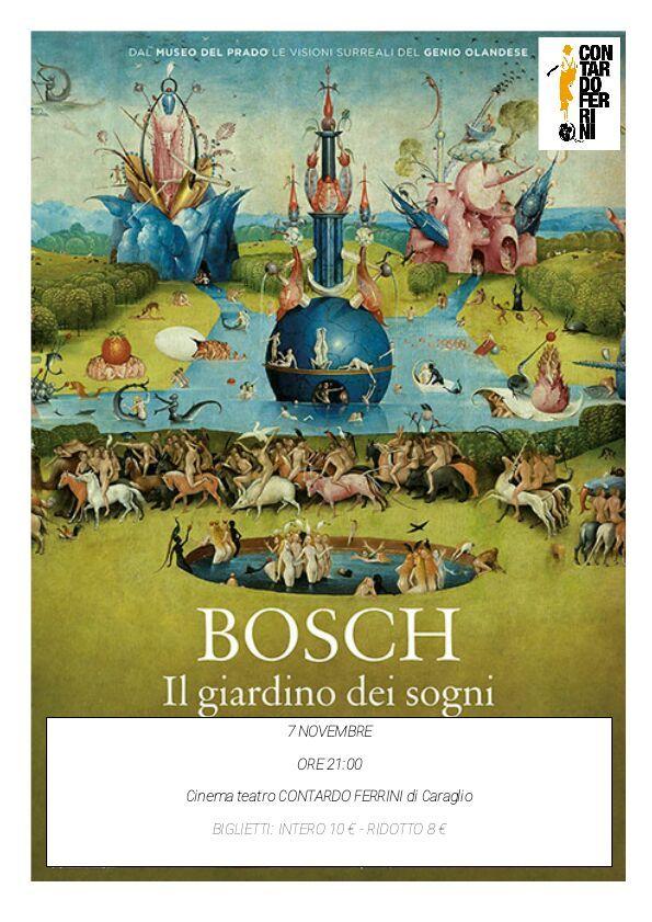 La Guida - Hieronymus Bosch sullo schermo del Ferrini