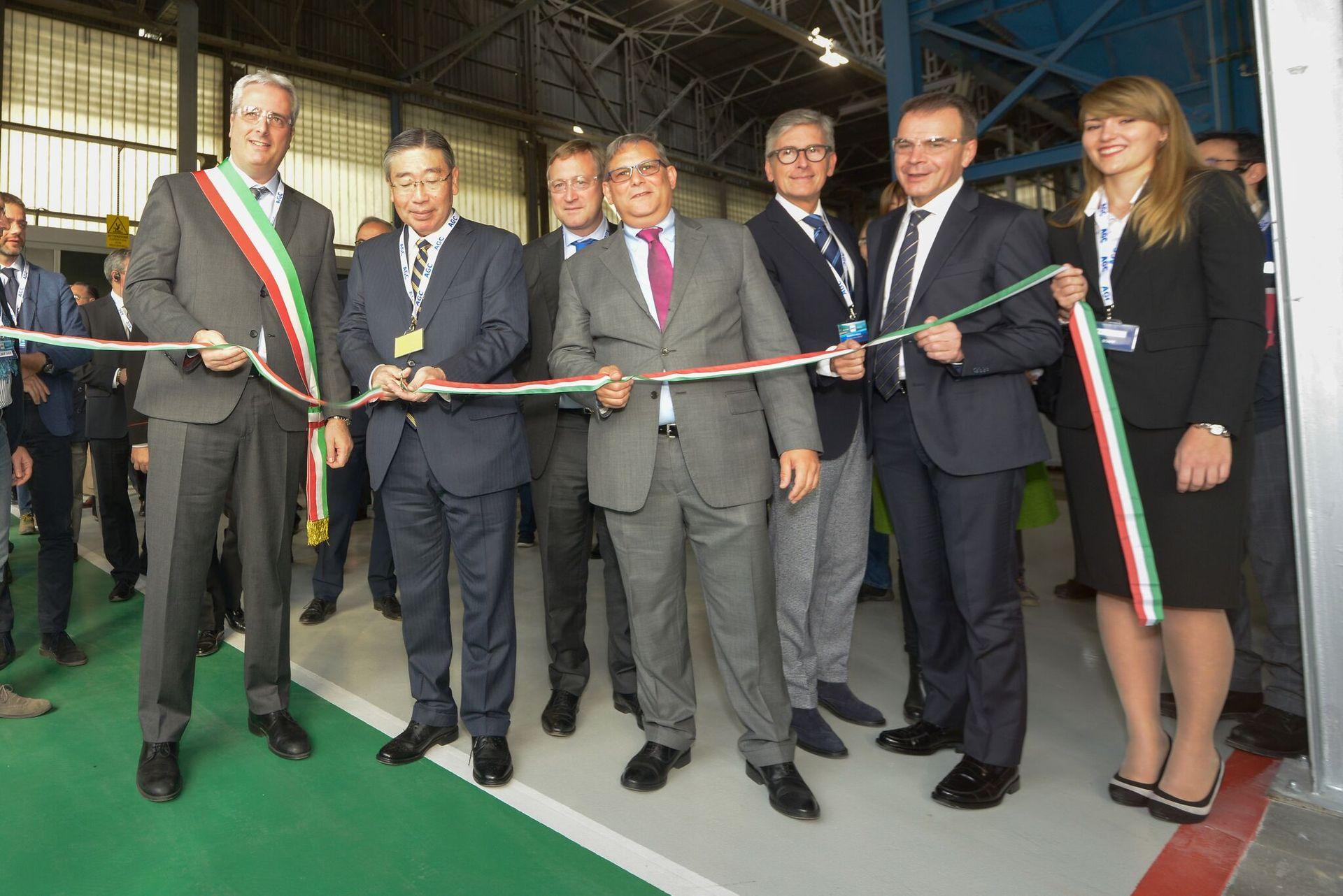 La Guida - Il nuovo forno dell'Agc di Cuneo