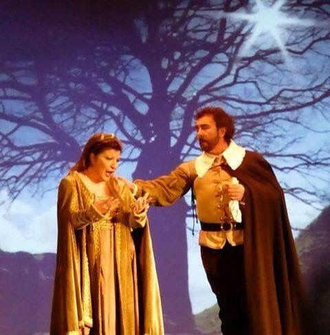 """La Guida - Al Toselli va in scena """"Il Trovatore"""""""