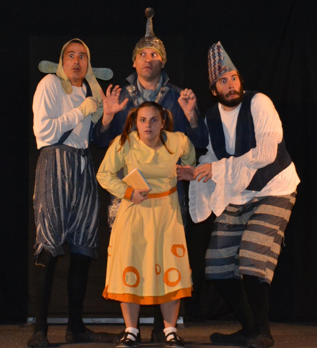 La Guida - Teatro per bambini a Saluzzo