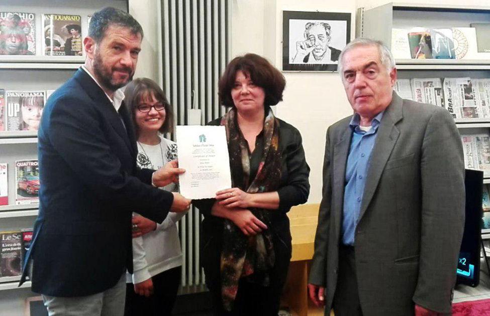 """La Guida - Le premiazioni del concorso """"Il Bosco Stregato 2017"""""""