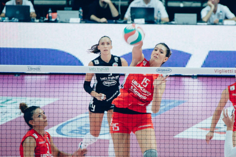 La Guida - Volley femminile, l'Ubi San Bernardo in campo a Perugia