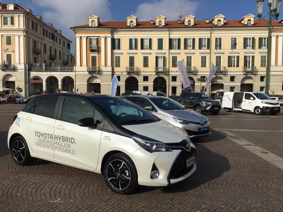 La Guida - Auto ibride, in piazza le nuove frontiere della mobilità