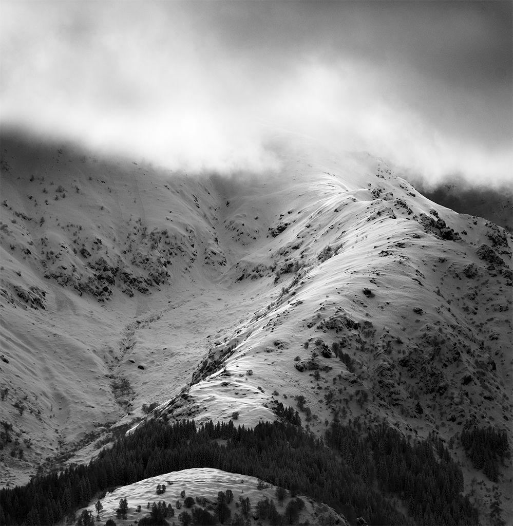 La Guida - Foto, premio internazionale per la Bisalta in bianco e nero