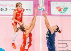 La Guida - Le ragazze del volley riportano la Serie A al palazzetto