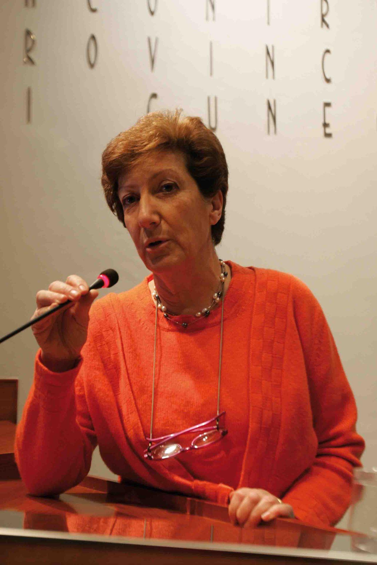 La Guida - Isabella Moschetti guida la Proprietà fondiaria in Granda