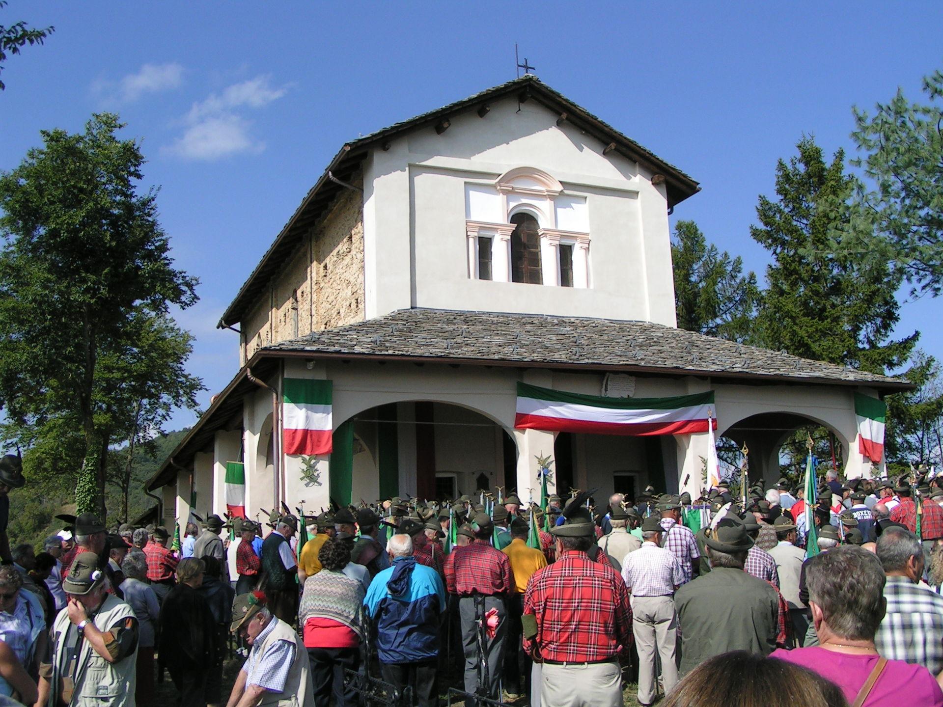 La Guida - Madonna degli Alpini, domenica cerimonia di ammainabandiera