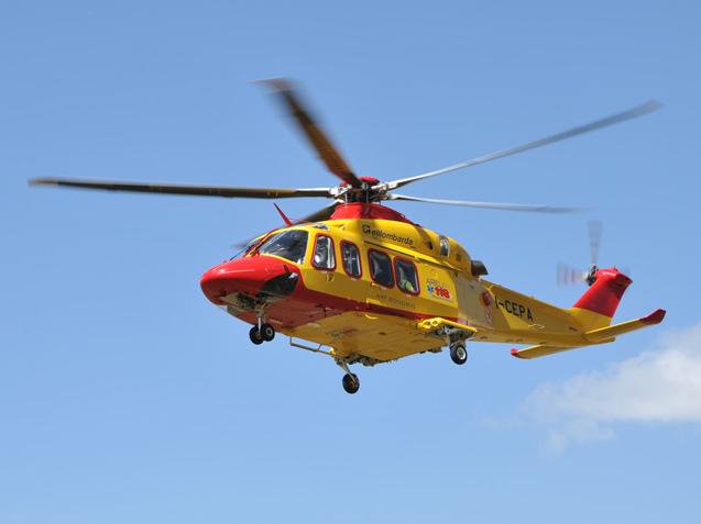 La Guida - Giovane ferito per un incidente agricolo a Montaldo Roero