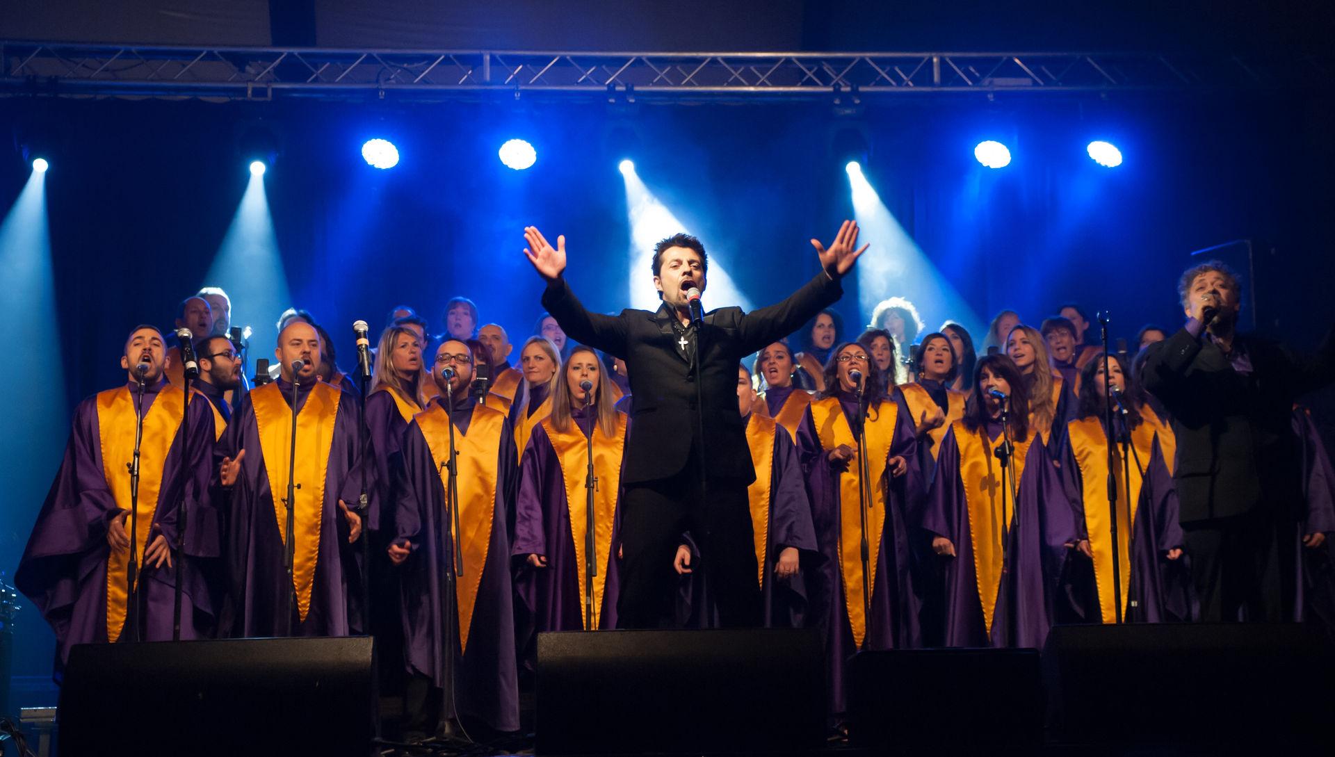 La Guida - Il Sunshine Gospel Choir per il Senegal