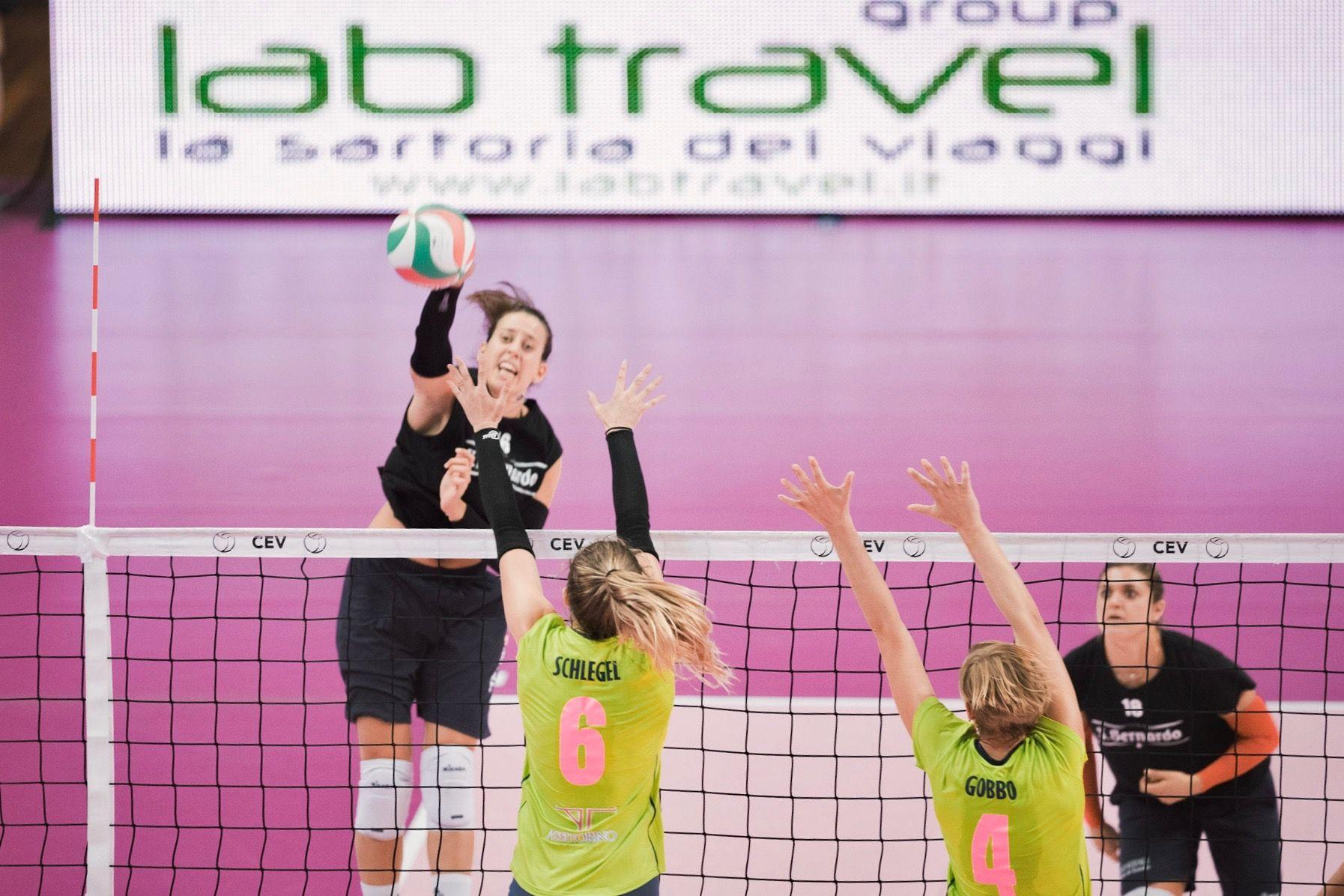 La Guida - Volley femminile, Cuneo riparte da Trento