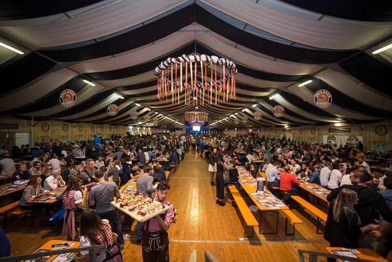 La Guida - Oktoberfest Cuneo, stasera grande festa di chiusura