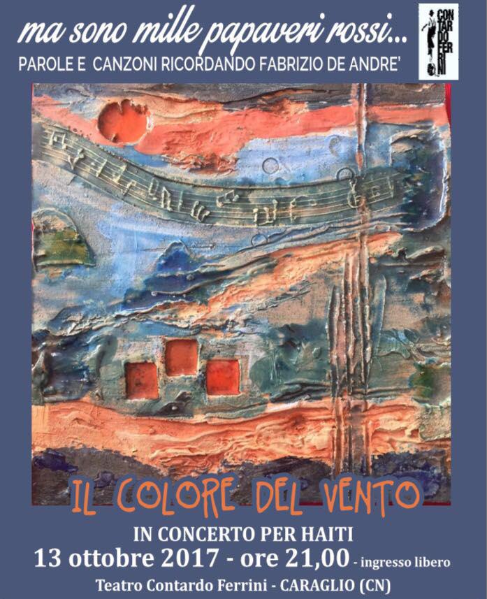 La Guida - Parole e canzoni ricordando Fabrizio De Andrè