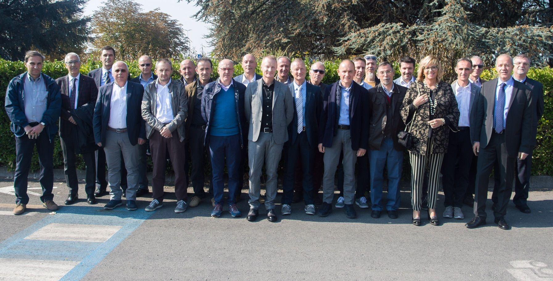 La Guida - Premiati gli Anziani Michelin di Cuneo e Fossano