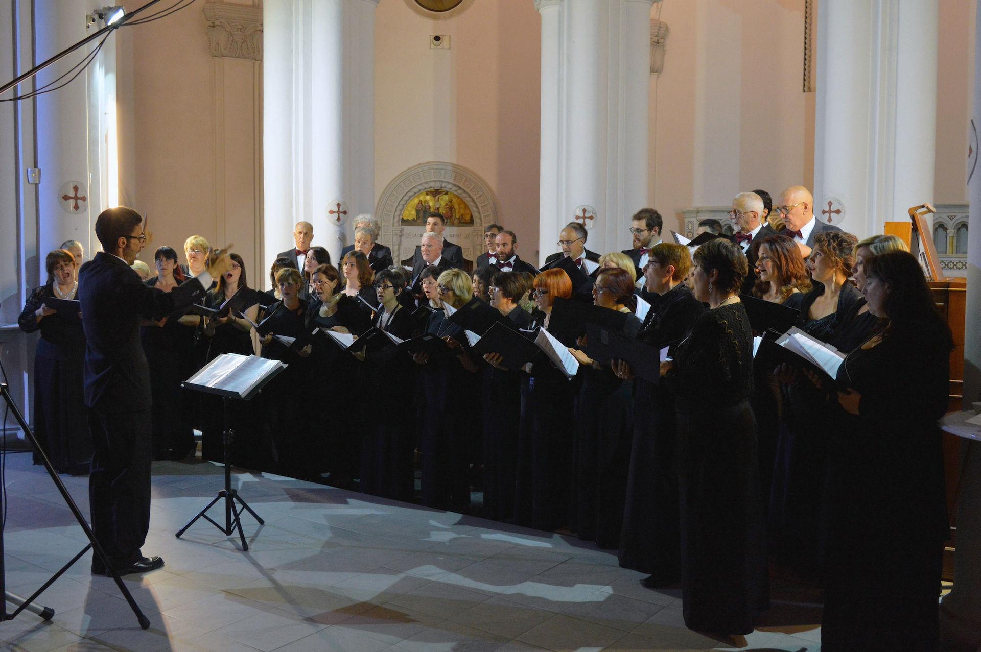 """La Guida - Il """"Magnificat """"della Società Corale a Roccaforte Mondovì"""