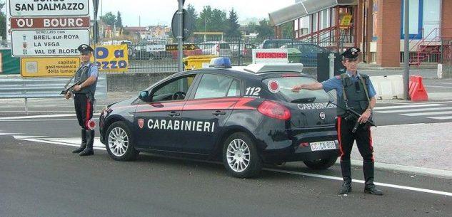 La Guida - Ladri di castagne presi a Boves dai Carabinieri