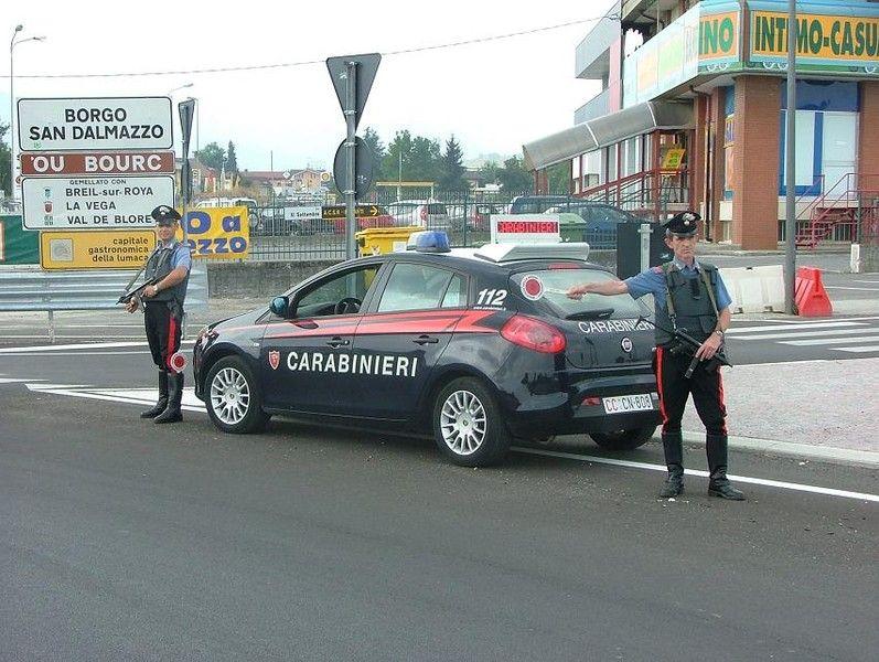 La Guida - Un ubriaco al volante e un vandalo, denunciati