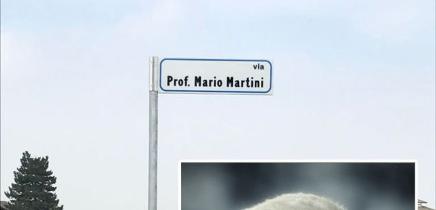 La Guida - Boves, una via intitolata al professor Mario Martini