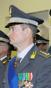 La Guida - Guardia di finanza, Gianpiero Debidda nuovo Capo Ufficio Comando