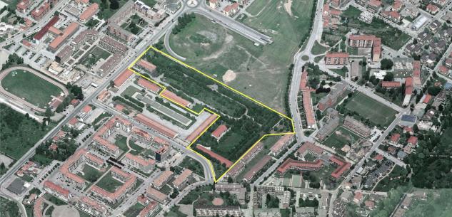 La Guida - 24 progetti per l'ex caserma Montezemolo