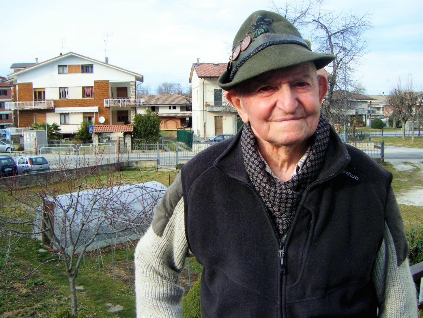 La Guida - È scomparso Andrea Macario, l'alpino più anziano di Boves