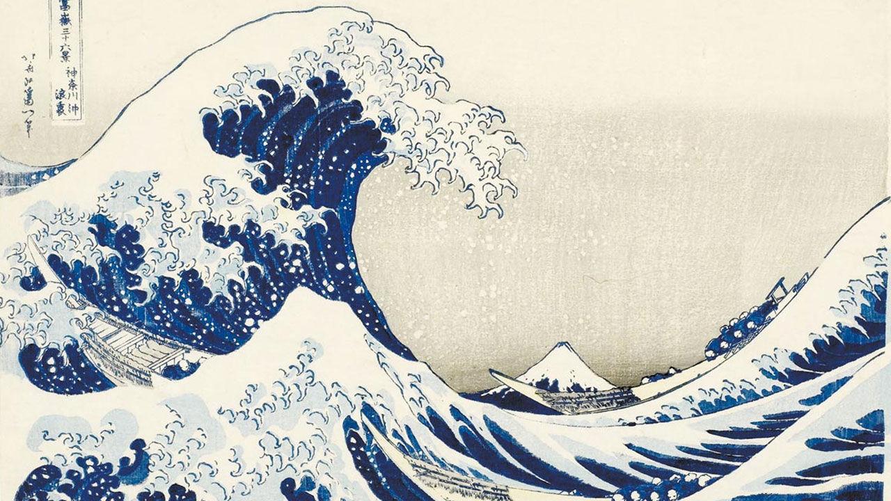 La Guida - L'arte di Hokusai sugli schermi del cinema Ferrini