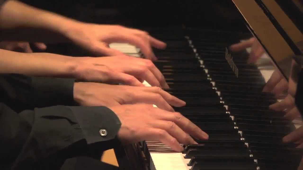 La Guida - Pianoforte a quattro e otto mani al Ghedini