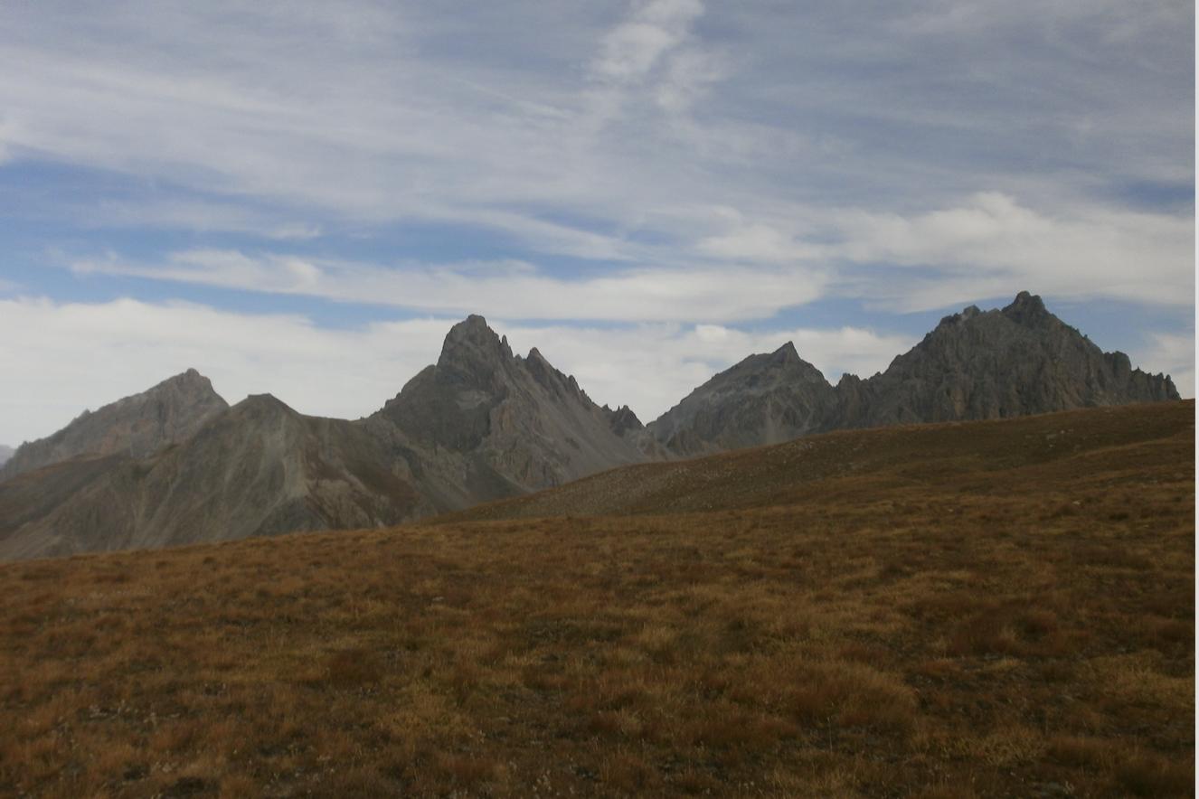 La Guida - Escursioni nelle valli Stura, Po e Ubayette