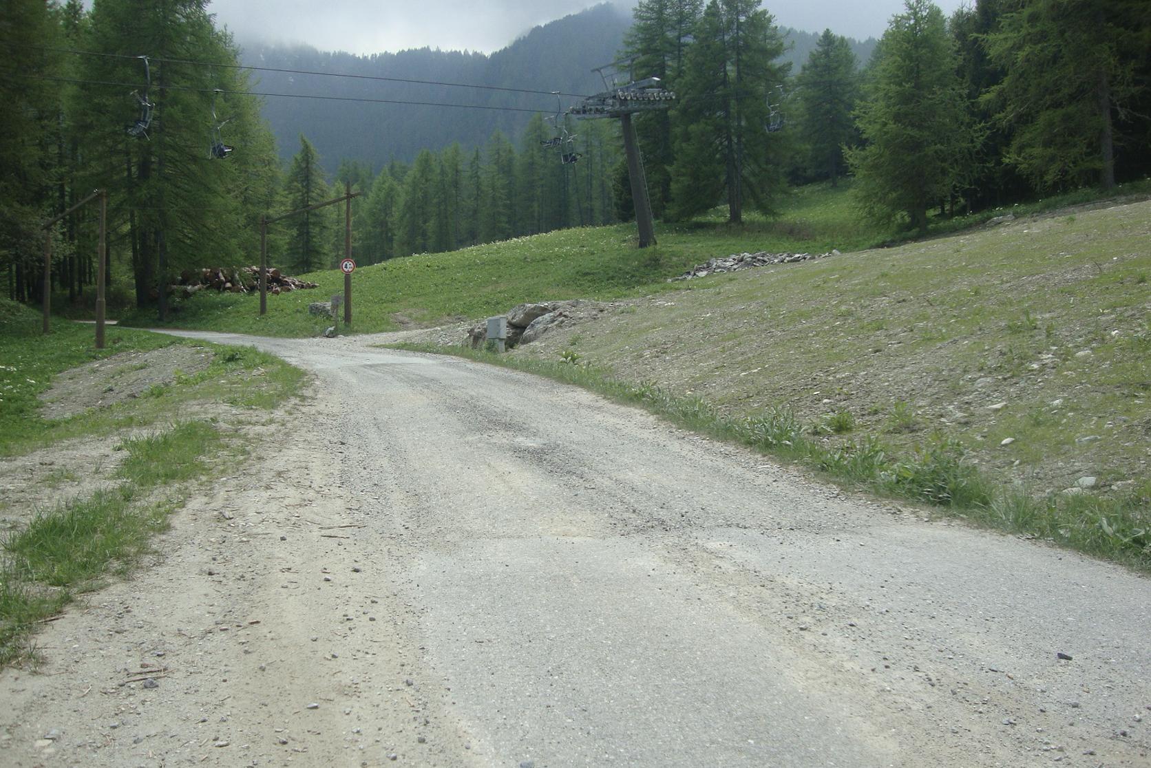 La Guida - Chiusa la strada del colle di Sampeyre