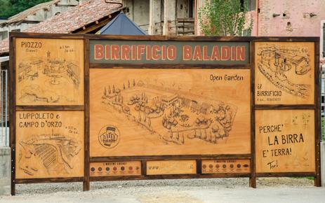 La Guida - Mobilità sostenibile, il birrificio Baladin aderisce a Ricarica 101